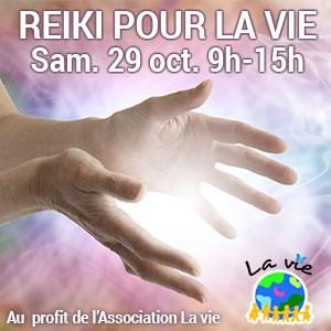 Reiki pour la vie